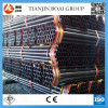black varnished ERW steel pipe