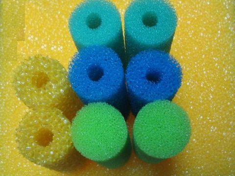 oil filtration/foam filtration products/cleaning sponge