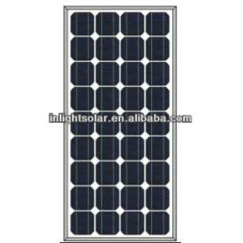 100w単結晶太陽電池パネル