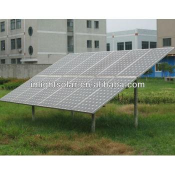 10w-200w太陽電池モジュール