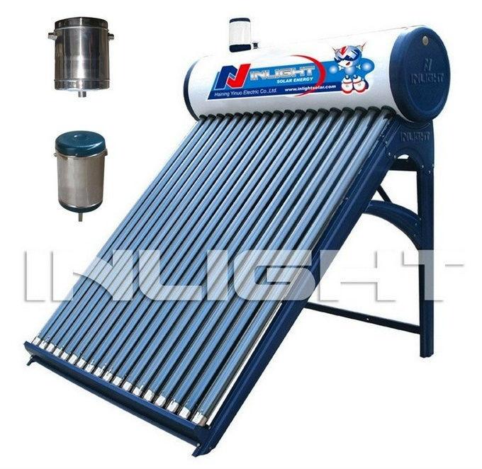 低加圧されたバッチ太陽熱湯ヒーター