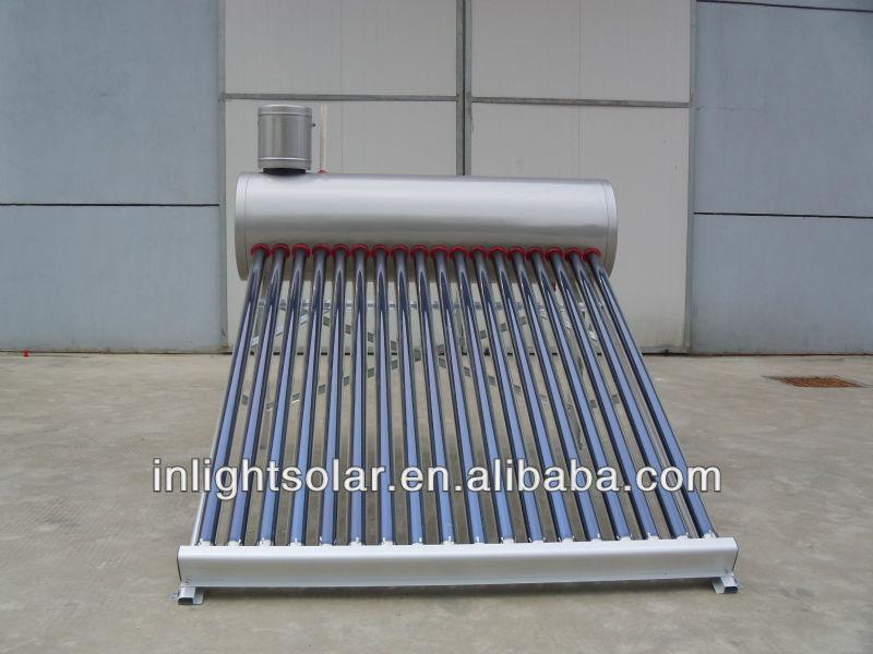 25度ステンレス鋼太陽熱温水器
