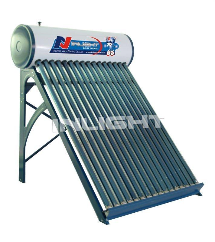 低価格のバスルームの太陽熱温水器