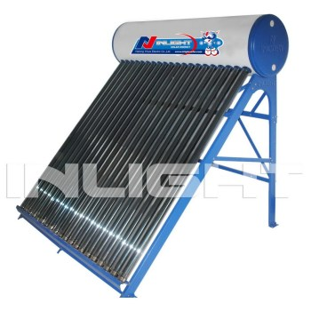 Non-pressurized太陽給湯装置のボイラー
