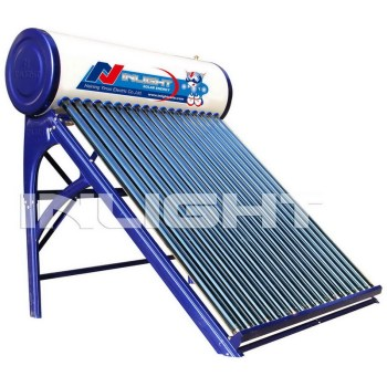 カラー鋼板非- 加圧太陽熱温水器