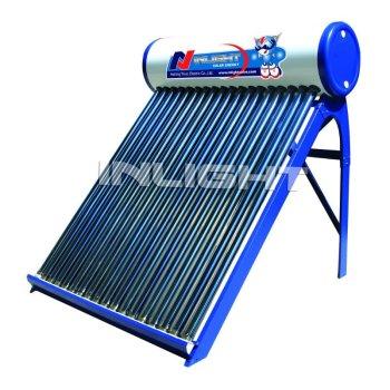 熱真空管太陽熱温水器