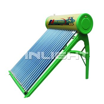 非- 加圧されたガラス管ソーラーヒーター