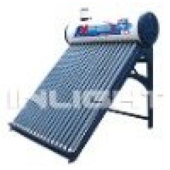 補助タンクNon-pressurized真空管の太陽給湯装置