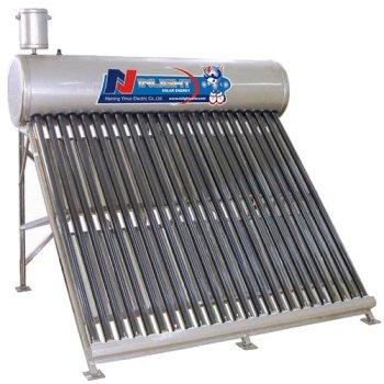 非加圧屋上太陽熱温水器