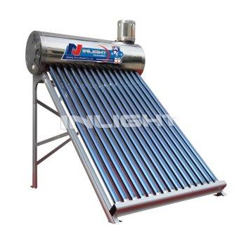 非- 加圧された家庭用太陽熱温水器システム