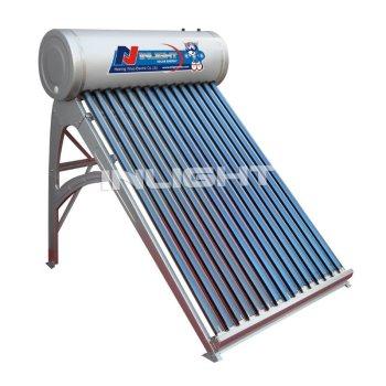 非- 加圧された太陽熱温水器を構築