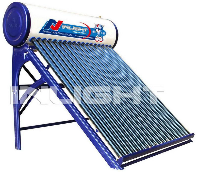 非加圧太陽熱温水器ポータブル