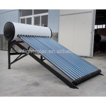密集した色の鋼鉄太陽熱湯ヒーター
