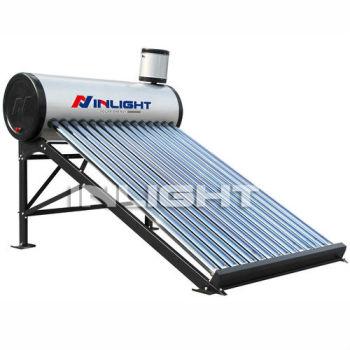 統合された加圧されていない太陽熱温水暖房フルオロカーボンプレート外殻