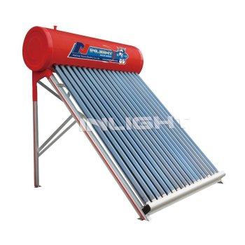 統合された低圧の太陽給湯装置