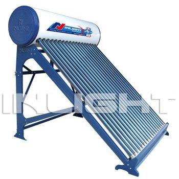 インテリジェントな太陽熱温水器