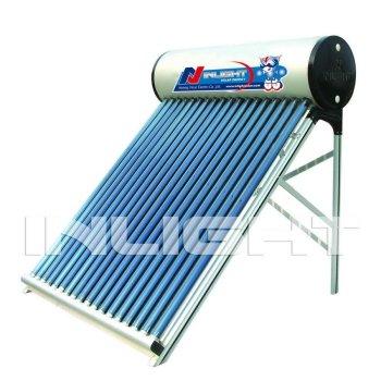 非- 加圧されたパッシブ太陽熱温水器