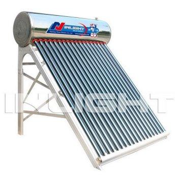 ステンレス鋼製の非- 加圧、 真空管太陽熱ボイラー