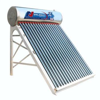 非- 加圧太陽ヒーター