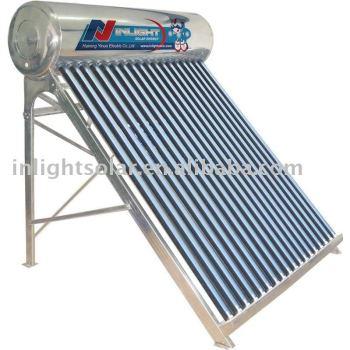 非圧力ソーラーgesyserステンレス鋼