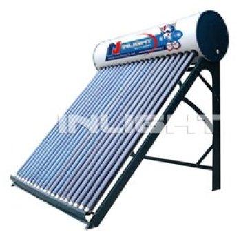 統合された非- 加圧された太陽熱水ボイラー