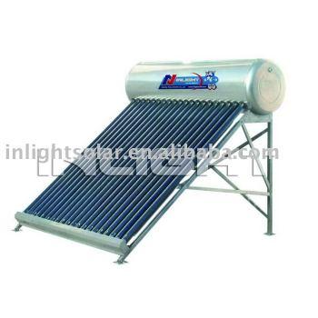 統合されたNon-pressurized太陽ボイラー給湯装置