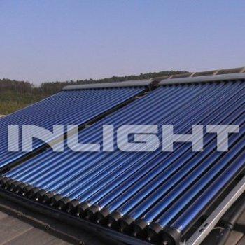 高効率の銅ソーラーコレクター