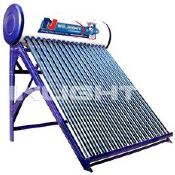 非- 加圧された真空管太陽熱温水