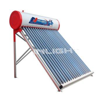 はパイプを排気する家庭用太陽熱温水ヒーター