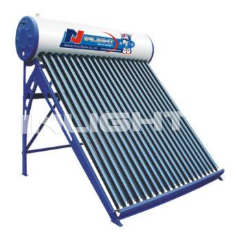 すべてのガラスチューブ非- 加圧された太陽熱温水給湯器