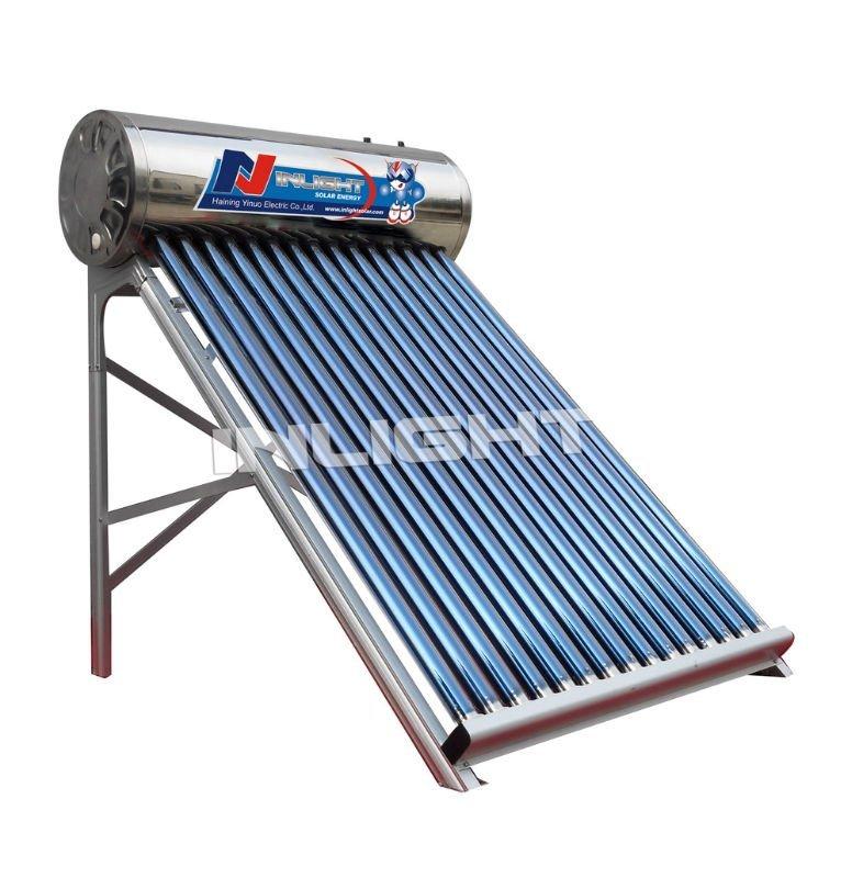 ステンレス鋼太陽浴室暖房