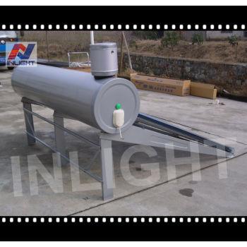 ステンレス鋼製の非- 加圧太陽熱温水器