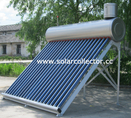 Nature Circulation Residential Solar Water Heater