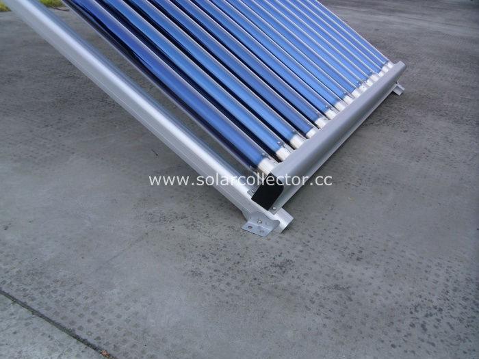 自然循環低圧太陽熱温水器
