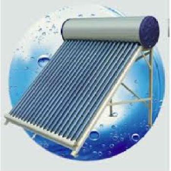 新しいスタイルのコンパクト2013非圧力太陽熱温水器タンクフルオロカーボン