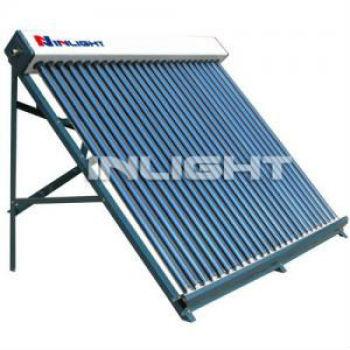 国内の太陽熱温水ヒーター
