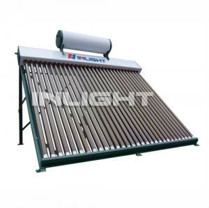 真空ガラス管太陽熱温水器150リットル