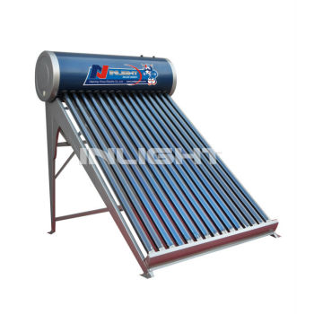 真空管パッシブ太陽熱ヒーター