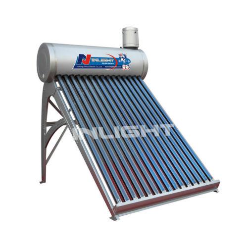 build solar hot water heater