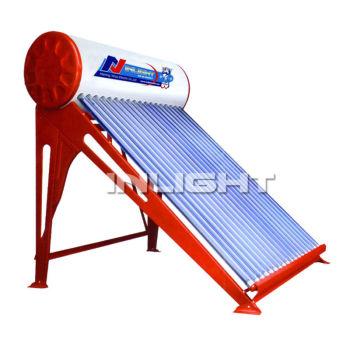低コスト非- 圧力太陽熱温水器
