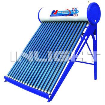 新しいスタイルの太陽熱温水器