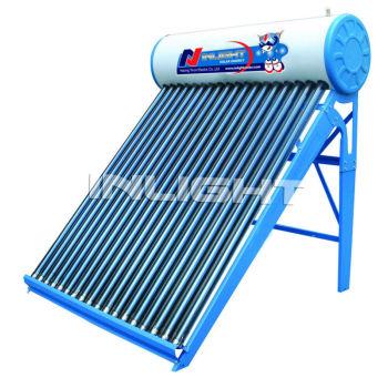 ソーラー駆動のヒーター