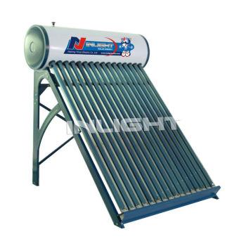 非加圧太陽熱温水給湯器