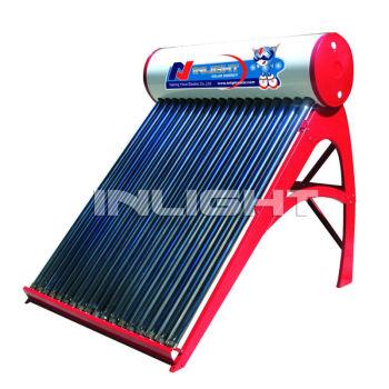 非圧力太陽熱温水器カラー鋼板