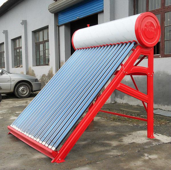 サーマルコンパクトな真空管ソーラー間欠泉