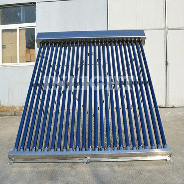 国内使用非加圧太陽熱温水器