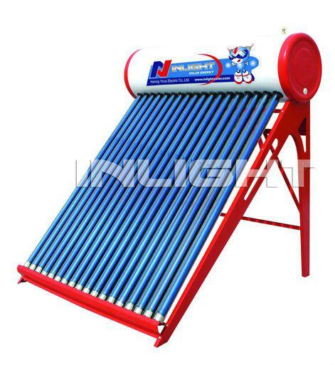 サーモサイフォン非- 加圧ソーラー温水