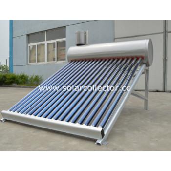 自然循環太陽熱温水器