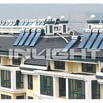 太陽暖房装置