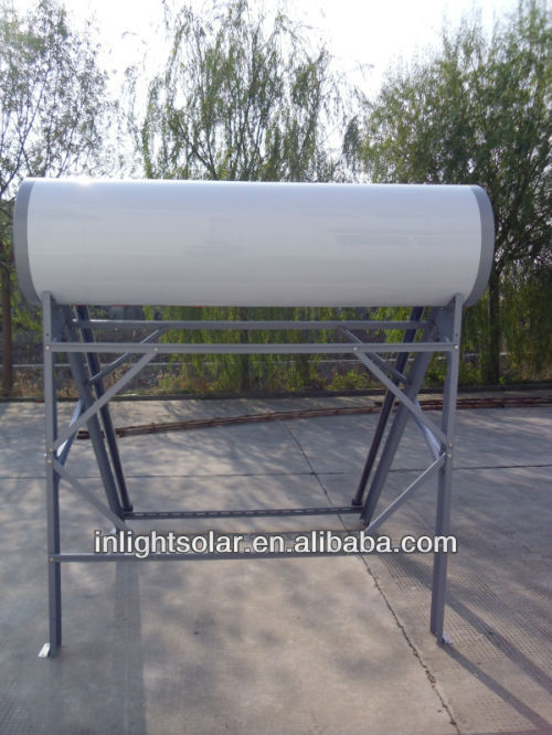 色鋼のヒートパイプ太陽熱温水器